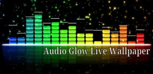 Audio-Glow-Live-Wallpaper