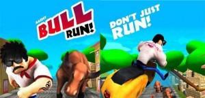 Agent-Bull-Run-Endless-Racing