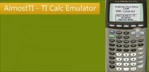 AlmostTI-TI-Calc-Emulator