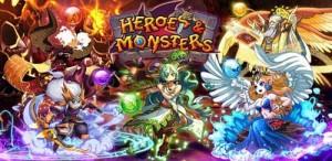 Heroes-Monsters