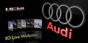 3D-AUDI-Logo-HD-Live-Wallpaper