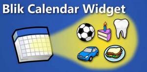Blik-Calendar-Widget