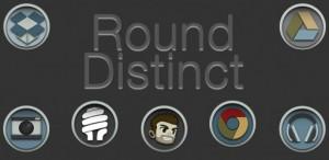 Round-Distinct-Launcher-Theme