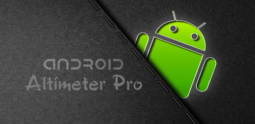 Android-Altimeter-Pro