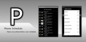 Phone-Schedule