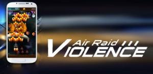Violence-Air-Raid