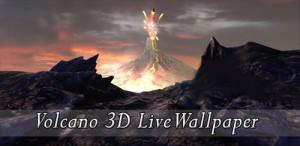Volcano-3D-Live-Wallpaper