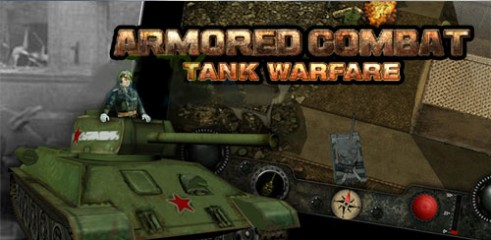Armored-Combat-Tank-Warfare