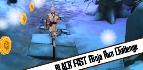 BLACK-FIST-Ninja-Run-Challenge