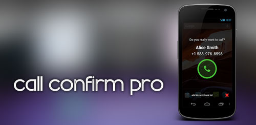 Call-Confirm-PRO