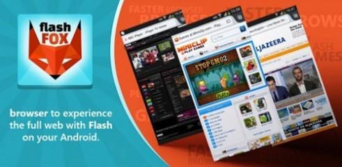 FlashFox-Flash-Browser