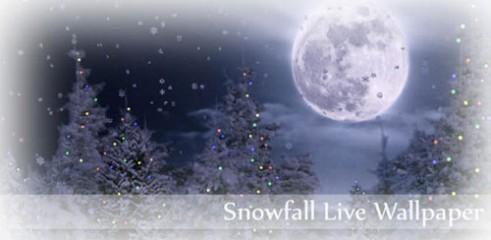 Snowfall-Live-Wallpaper