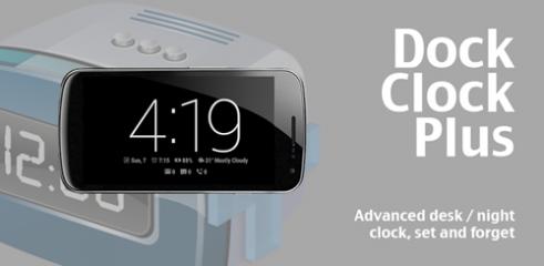 Dock-Clock-Plus