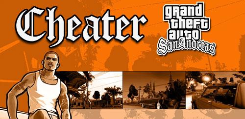 GTA-SA-Cheater