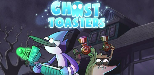Ghost-Toaster