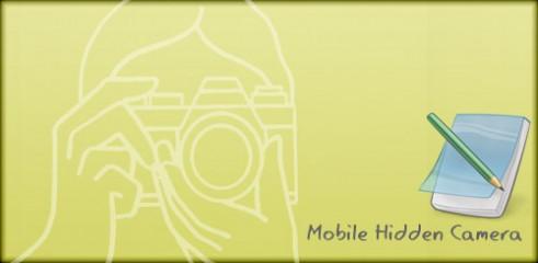 Mobile-Hidden-Camera