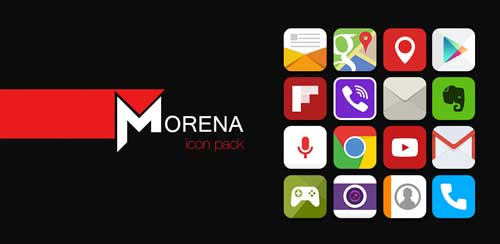 Morena-Flat-Icon-Pack