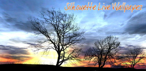 Silhouette-Live-Wallpaper