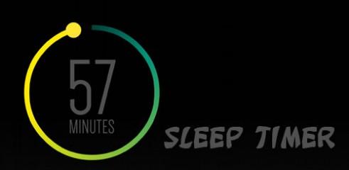 Sleep-Timer