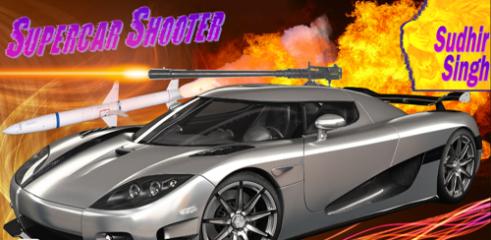 Supercar-Shooter