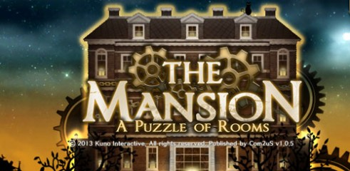 The-Mansion-A-Puzzle-of-Rooms