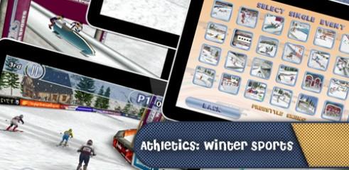 Athletics-Winter-Sports