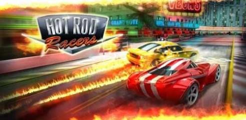 Hot-Rod-Racers
