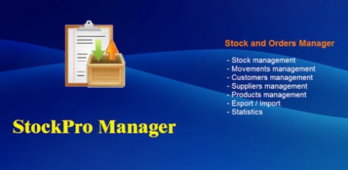 StockPro-manager