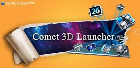 Comet-Launcher