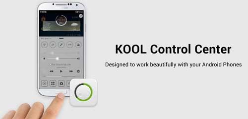 KOOL-Control-Center