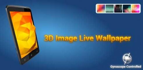 3D-Image-Live-Wallpaper