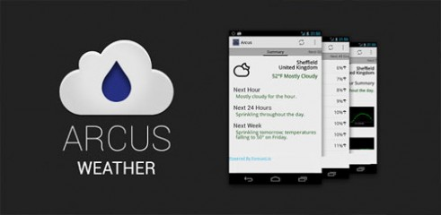 Arcus-Hyper-Local-Weather