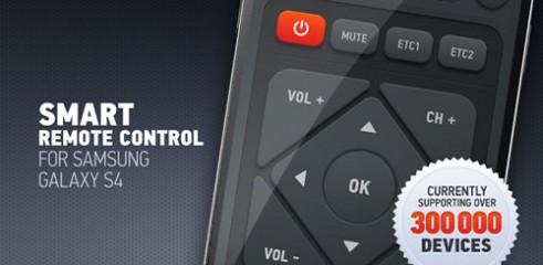 Smart-remote-control