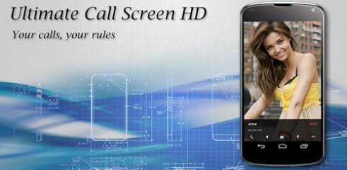 Ultimate-Call-Screen