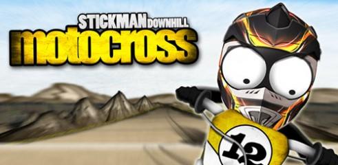 Stickman-Downhill-Motocros