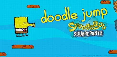 doodle-jump-spongebob